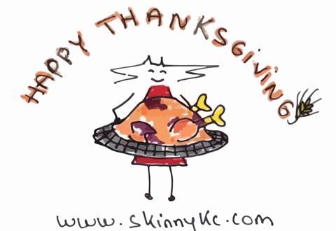 thanksgiving skinnykc