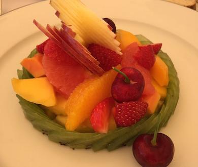 hermitage fruit salad