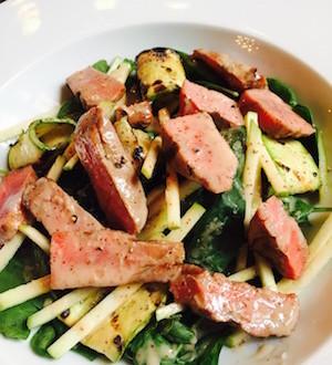 lola fresh tuna salad