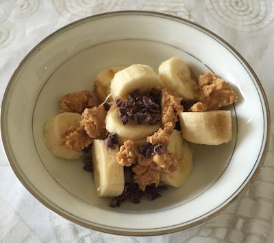 vegan power breakfast