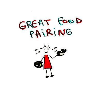 great food pairing