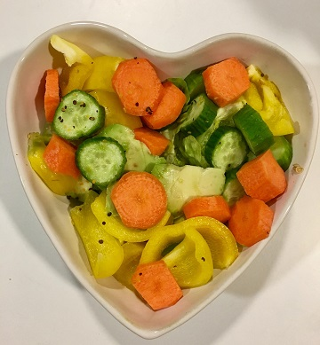 heart healthy greens