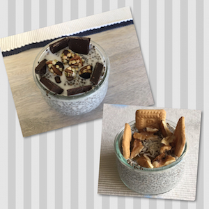 pimp my chia pudding