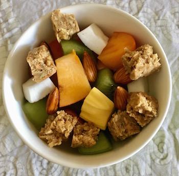 power fruit salad