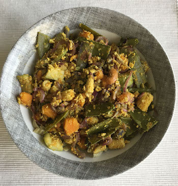 thai veggies
